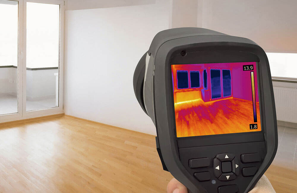 How Thermal Imaging During Home Inspections Provides a Better Report