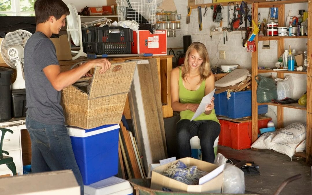 4 Ways to Organize Your Garage